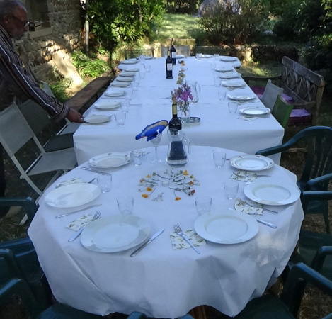 Table de Shabbat